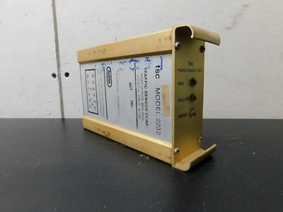 Traffic Sensor Corp Tsc -- 10 Amp Loadswitch -- Traffic Light Controller