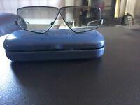 Grey Chloe Sunglasses