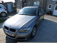 BMW 3 series eco 4 door saloon, cruise control, rear parking sensors only 60k miles