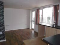 Ground Floor 1 Bed Flat with Garden, Parking, Conservatory - Unfurnished