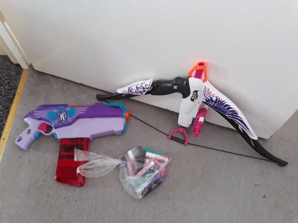 girls rebel nerf gun