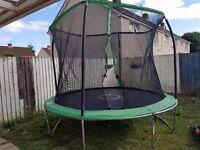 10 ft trampoline for sale