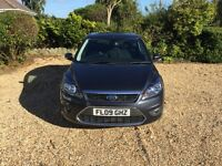2009 , ford , focus , titanium , high spec , service history , 1600cc , petrol , manual