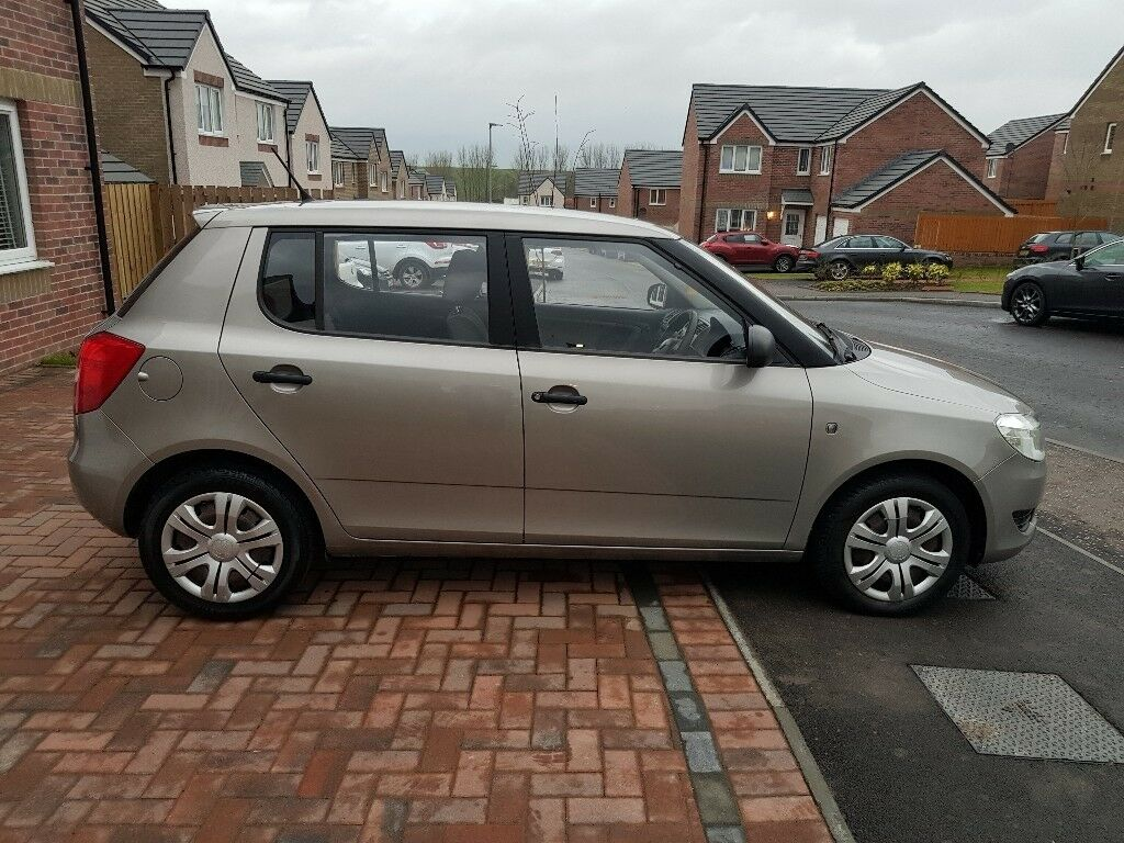 SKODA FABIA S 12V, 2012 REG, 5 DOOR HATCHBACK, PETROL, VERY LOW MILEAGE. PRICE REDUCED!!!