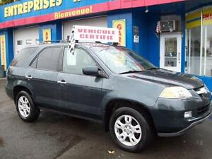 2006 Acura MDX 4x4 Touring  climatisé