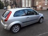 Ford Fiesta Style 1.4 TDCI 2006 - Reliable and cheap to run little beauty.
