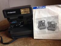 Polaroid 636 vintage camera