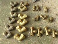 brass plunmbing