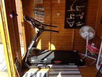 Reebok z9 treadmill running machine