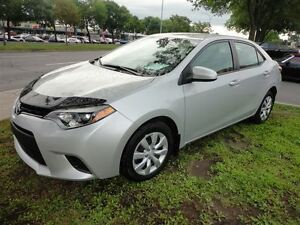 2014 Toyota Corolla LE*BACK UP CAMERA AND BLUETOOTH