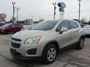 2015 Chevrolet Trax Auto, A/C, Bluetooth