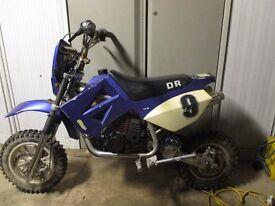 DR50 kids petrol motorbike