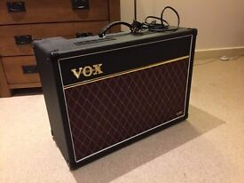 Vox AC15VR valve reactor guitar amplifier