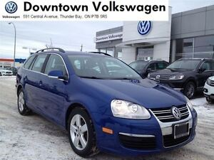 2009 Volkswagen Jetta Wagon Highline at Tip