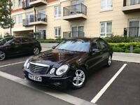 MERCEDES E220 cdi AVANTGARDE 1 OWNER