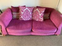 3 seater sofa with 2 seater arm chair