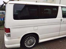 Mazda Bongo / Ford Freda / White Body Kit / Full Service History / Great Vehicle - very versatile