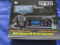 Multi Channel AM/FM CB Transceiver TCB-771
