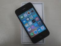 Apple iPhone 4s - 64GB - Black (Factory Unlocked) Smartphone