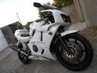 Honda CBR 400 RR Gullarm NC29 CBR400 BabyBlade 400cc sports bike motorcycle long MOT SWAP 600 or WHY