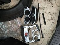 Renault Clio Mk3 vents and dashboard plastics