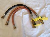 Truma propane gas pipes