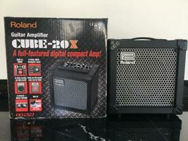Line 6 Spider V 60 guitar amplifier in perfect condition