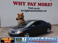 2007 Honda Civic EX| SUNROOF| ALLOYS| 124,175KMS| $7,997.00