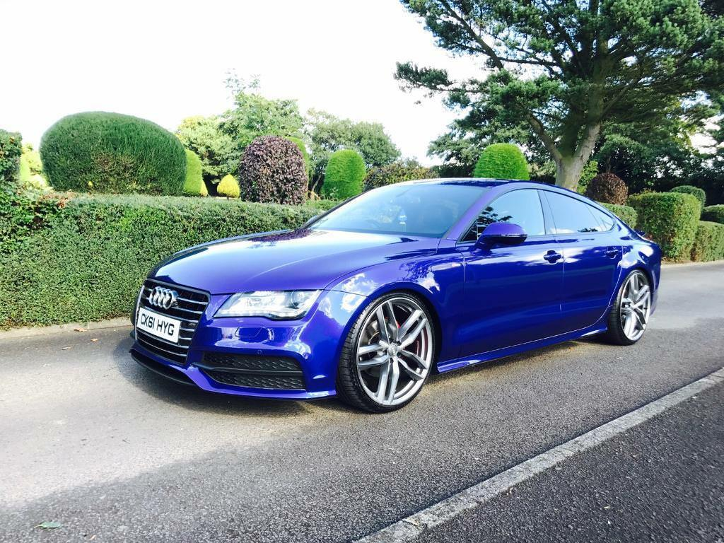 audi a7 stunning s line - blue | in limavady, county londonderry