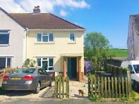 2-BED in Charmouth (5 mins from beach), looking for 3-BED in Somerset