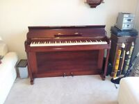 Kemble mini minx piano in nice condition. Buyer to collect.