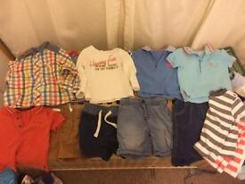 Boys 3-6 months clothes bundle