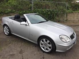 Mercedes 230k komp look only 36000 miles