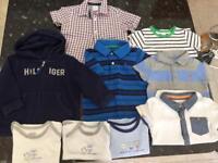 Baby boy clothes bundle (12-18mths) Ted Baker/Hillfiger/Gap