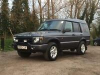 2003 Td5 Discovery