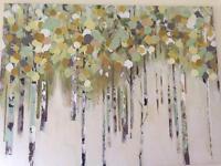 Tree Canvas Wall Art