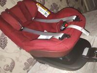 Maxi Cosi 2WayFix Car Seat