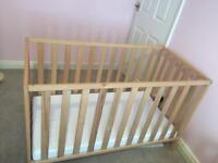 Two cots for sale