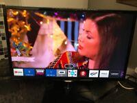 Samsung led 24 inch smart tv