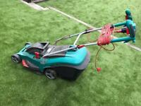 Bosch Rotak 43 Ergoflex electric lawnmower