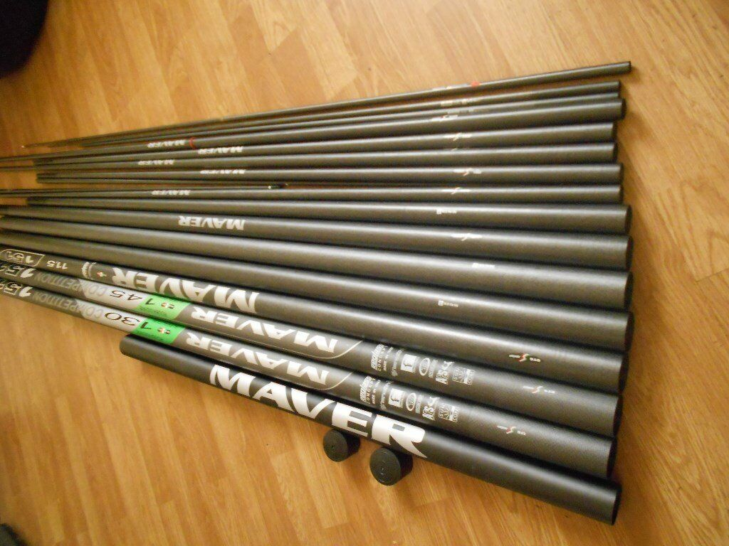QUALITY USED FISHING POLES