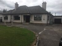 3 Bed Bungalow to Rent on the Ballymena Road, Ballymoney