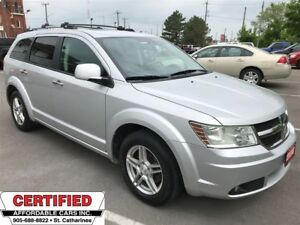 2010 Dodge Journey R/T ** AWD, AUTOSTART, 7 PASS **