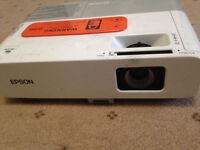 Epson EB-84He projector. Spare & repair. Not Working