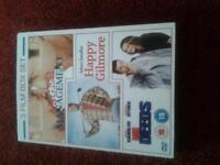 2 x DVD Triple boxsets for sale