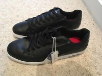 Lacoste Black Trainers - Brand New