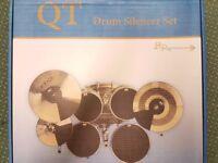 Drum Silencer pad set