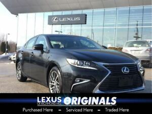 2016 Lexus ES 350 TOURING PKG/NAV/ONE OWNER!!