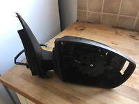Ford Galaxy O/S outer wing mirror.