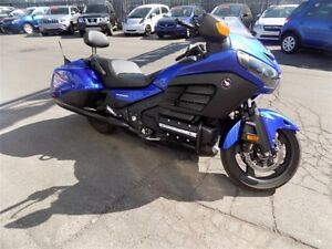 2015 honda Gold Wing F6B -